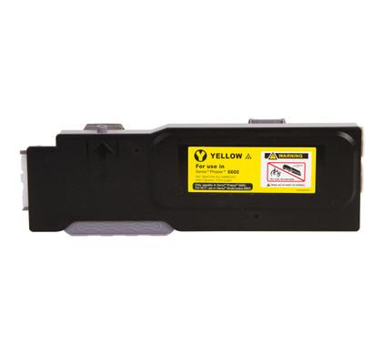 Huismerk 6600/6605 Toner Geel XL voor Xerox printers
