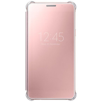 Samsung Galaxy A5 (2016) Clear View Cover Roze