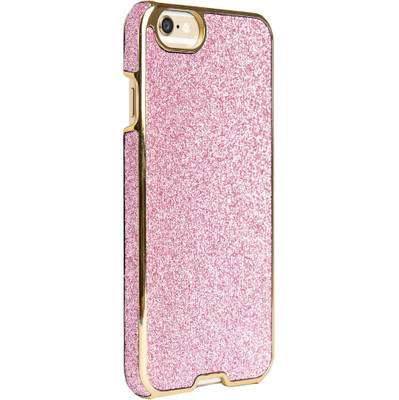 Image of Agent 18 Inlay Case Apple iPhone 6/6s Pink Glitter