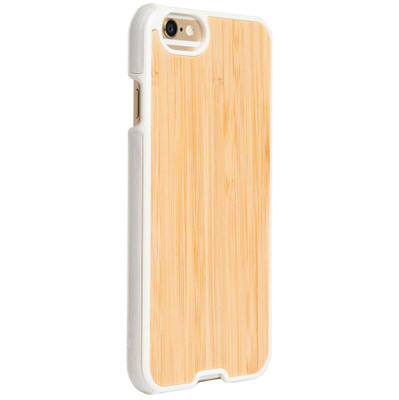 Image of Agent 18 Inlay Case Apple iPhone 6/6s Bamboo