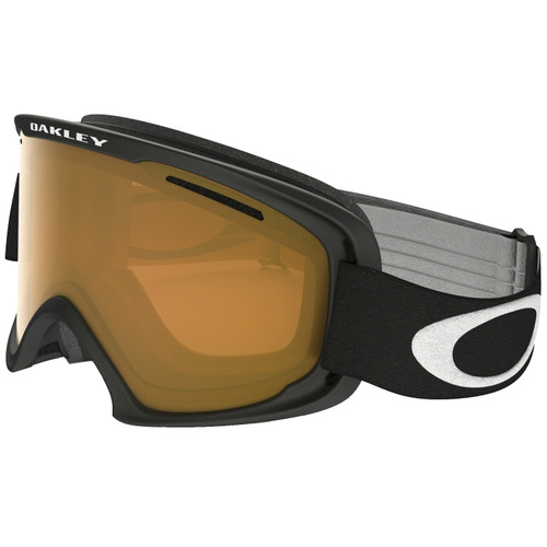 Oakley O2 XL Matte Black + Persimmon Lens