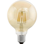 Eglo LED-lamp E27 Amber 4W Ø95mm