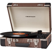 Crosley Executive Tweed/Zwart