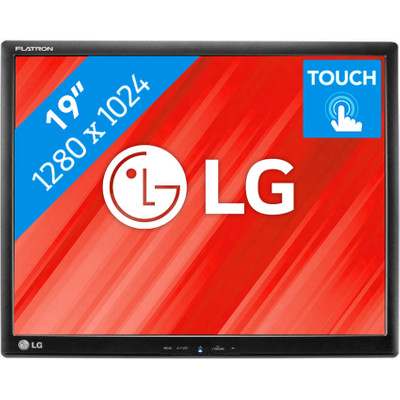 LG 19MB15T - Monitor