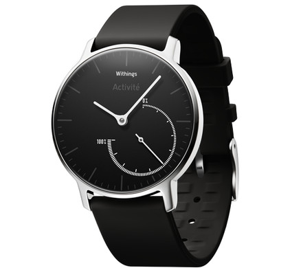 Withings Activité Steel Black