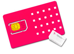 T-Mobile  Prepaid 3-in1