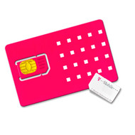 T-Mobile BlackBerry Prepaid Sim Kaart