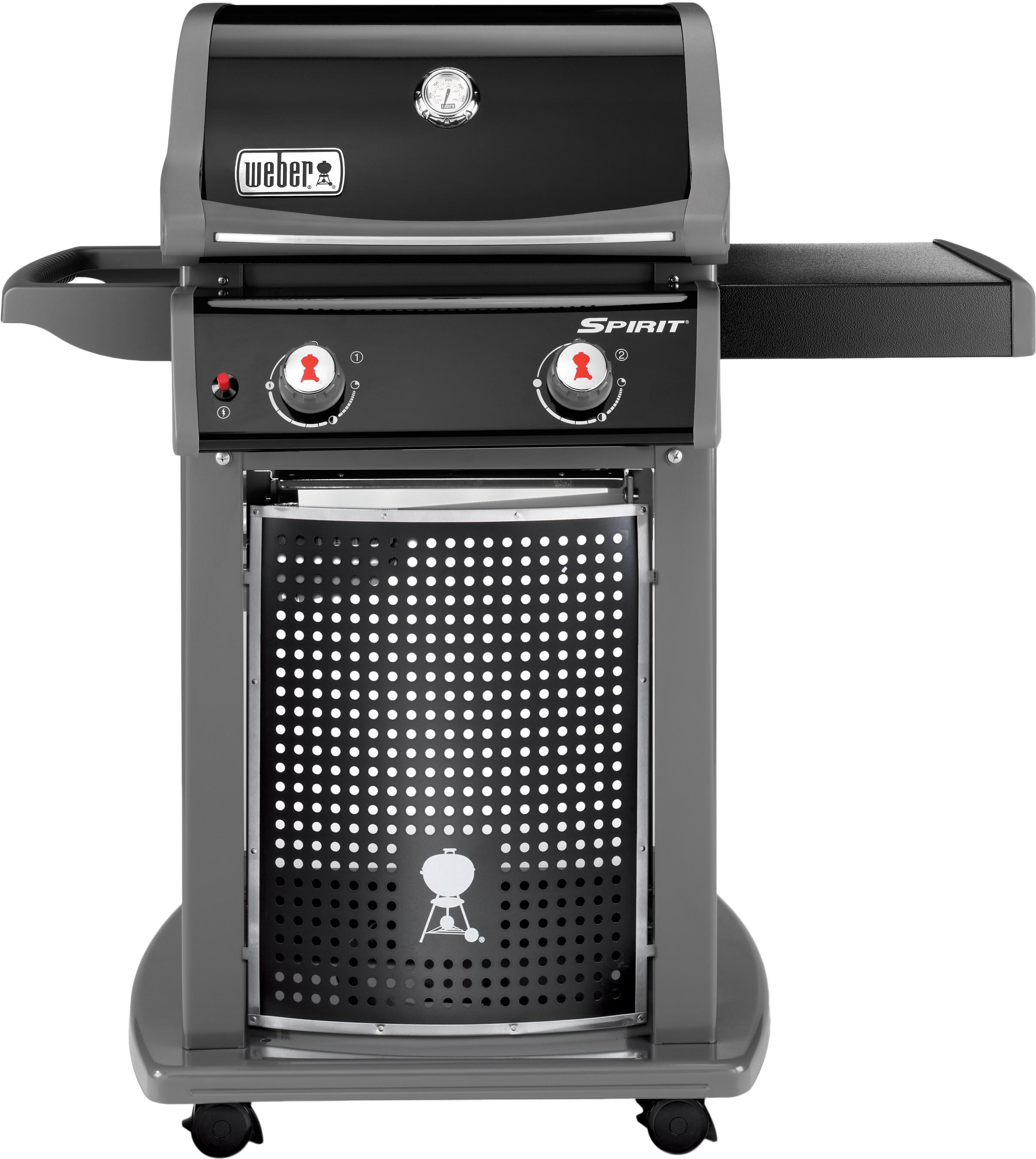 Barbecues Weber Spirit EL-210 Classic Zwart