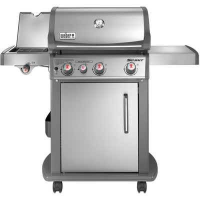 Barbecues Weber Spirit E-330 Premium GBS System Edition rvs