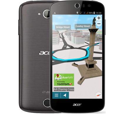 Acer Liquid Z530 Zwart, Android 5.1 Lollipop|5 inch HD-scherm|8 GB opslagcapaciteitExtra gegevens:Merk: AcerModel: Liquid Z530 ZwartVoorraad: 1Contractduur:  jaarToestelprijs/artikelprijs: 129.99Levertijd : Voor 23.59uur besteld, morgen in huis. Zelfs of zondag.