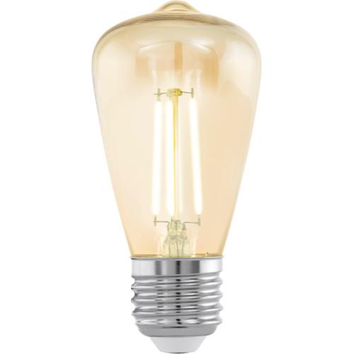 Eglo LED-lamp E27 Amber 3,5W Ø48mm