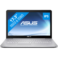 Asus N752VX-GC084T-BE Azerty