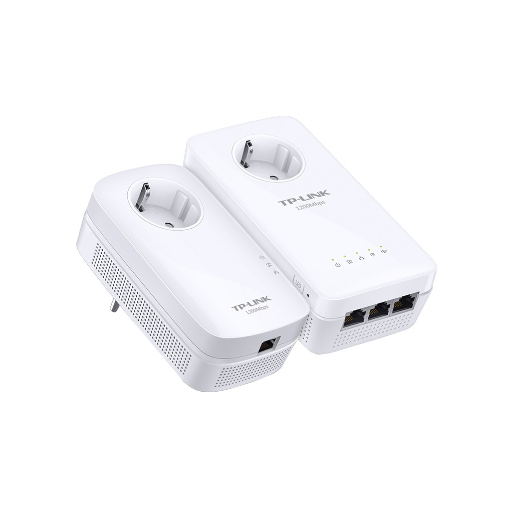 TP-Link TL-WPA8630P WiFi 1200 Mbps 2 adapters