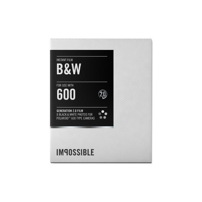 Image of Impossible 600 B&W Gen 2.0