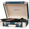 Crosley Executive Blauw/Creme