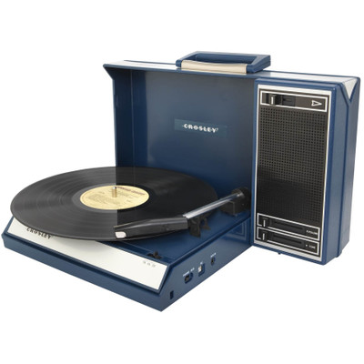 Image of Crosley Spinnerette Blauw