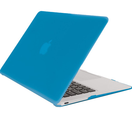 Tucano Nido Hard Shell Macbook 12'' Blauw