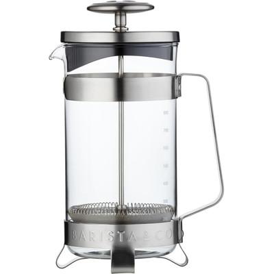 Image of Barista & Co Cafetière Zilver 8 kopjes