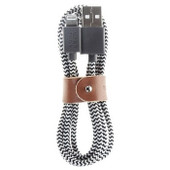 Native Union Belt Cable Lightning 1,2m Zebra