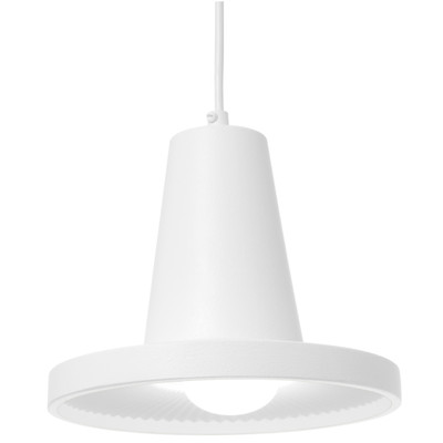 Leitmotiv Hanglamp Ribble Medium - Wit