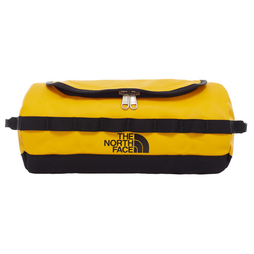 The North Face Base Camp Travel Canister Gold/TNF Black- L