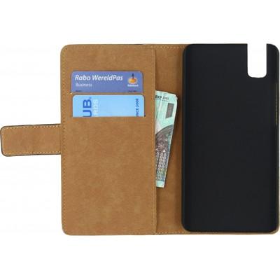 Mobilize Classic Wallet Book Case Huawei Shot X Zwart