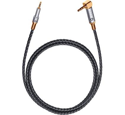 Oehlbach XXL i-Jack 2,5 mm Naar 3,5 mm Kabel 1,5 Meter