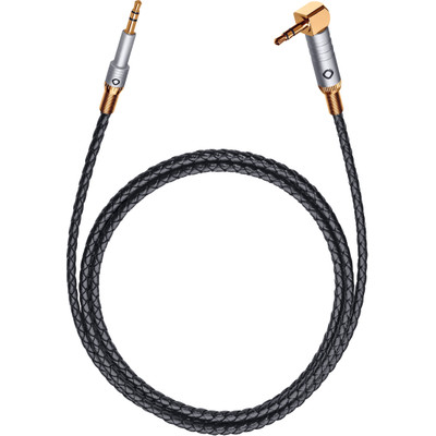 Image of Oehlbach 35501, XXL headphone cable 3,5/3,5jack 90ø 1,5m