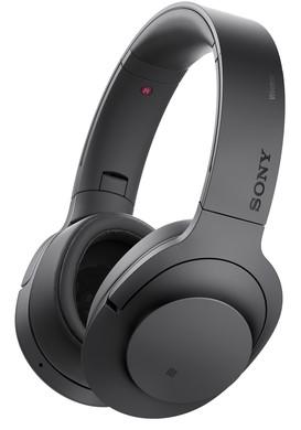 Sony MDR-100ABN Zwart