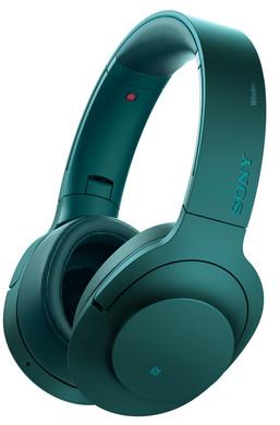 Sony MDR-100ABN Blauw/Groen