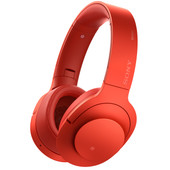 Sony MDR-100ABN Rood
