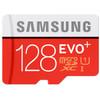 microSDXC Evo+ 128 GB Class 10 + SD Adap - 1