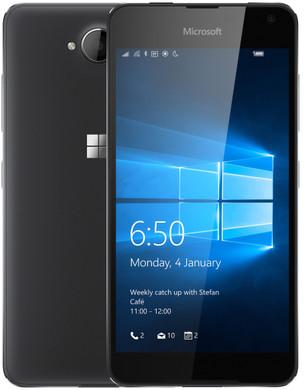 Microsoft Lumia 650 Zwart