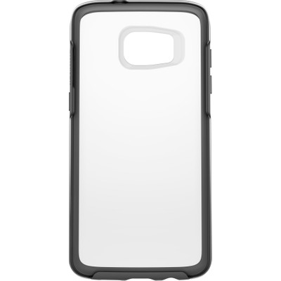 Otterbox Symmetry Clear Samsung Galaxy S7 Edge Zwart