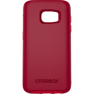 Otterbox Symmetry Samsung Galaxy S7 Edge Rood