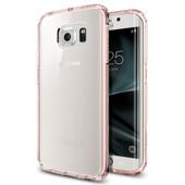 Spigen Ultra Hybrid Samsung Galaxy S7 Edge Roze