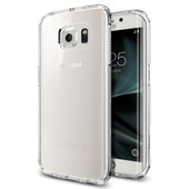 Spigen Ultra Hybrid Samsung Galaxy S7 Edge Transparant