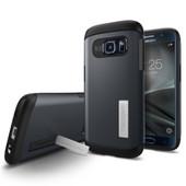 Spigen Slim Armor Samsung Galaxy S7 Blauw
