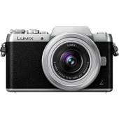 Panasonic Lumix DMC-GF7 Zwart + 12-32mm