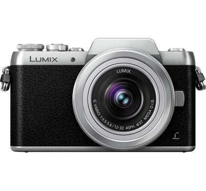 Panasonic Lumix DMC-GF7 + 12-32mm zwart