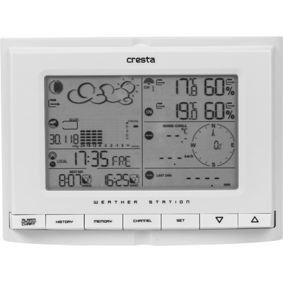 Image of Cresta BAR818 Professioneel Weerstation
