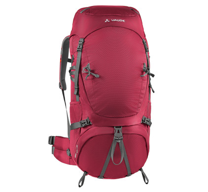Vaude Asturm 60 + 10 M/L Dark Indian Red