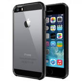 Spigen Ultra Hybrid Apple iPhone 5/5S/SE Zwart