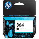 HP 364 Cartridge Zwart (CB316EE)