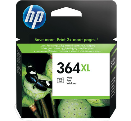 HP 364XL Cartridge Fotozwart (CB322EE)