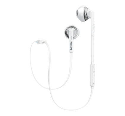 Philips SHB5250 Wit