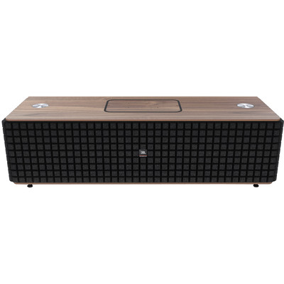 Image of Bluetooth luidspreker JBL Harman Authentics L16 AirPlay, dlna, NFC, WiFi Hout, Zwart