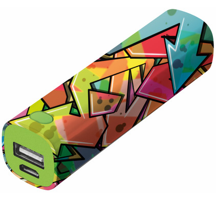 Trust Urban Tag Powerstick 2600 mAh Arrows