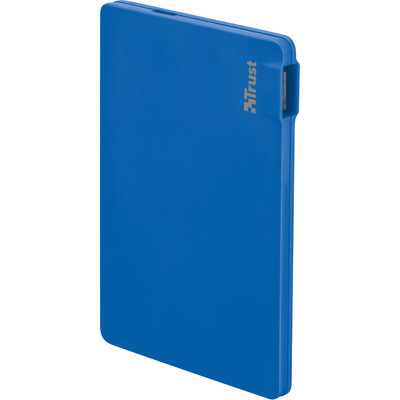 Trust Urban Ultra Thin Powerbank 2200 mAh Blauw