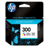 HP 300 Combo Pack 3-kleuren (HPCC643E)